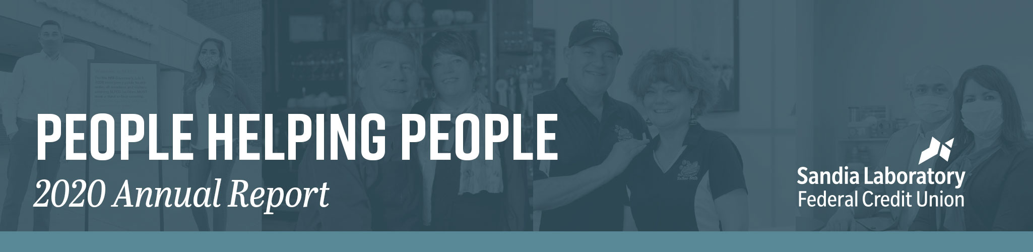 2020 Annual Report: People Helping People
