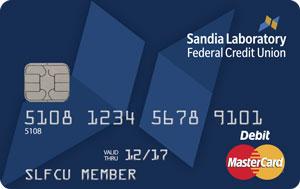 slfcu debit card