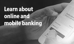 New online and mobile banking is here! Learn more.